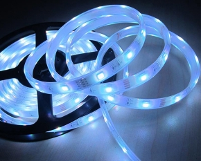 软灯条防水硅胶生产